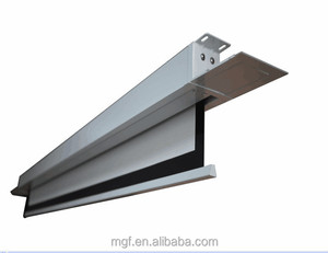 Hide In The Ceiling Projector Screen Supplieranufacturers At Alibaba