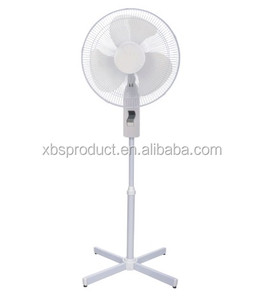 16 inch plastic stand fan with CE ROHS hot sell in EU