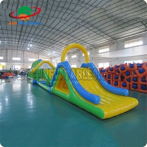Inflatable Floating Water Obstacle Course For Sale, Inflatable Water Obstacles, Big Size Inflatable Obstacle Course