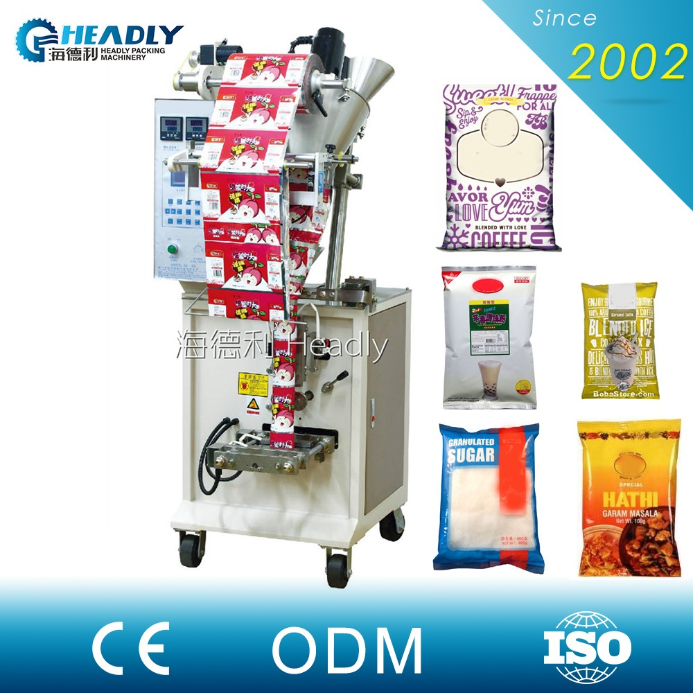 Spices Drip Bag Coffee Protein Powder Packaging Machine