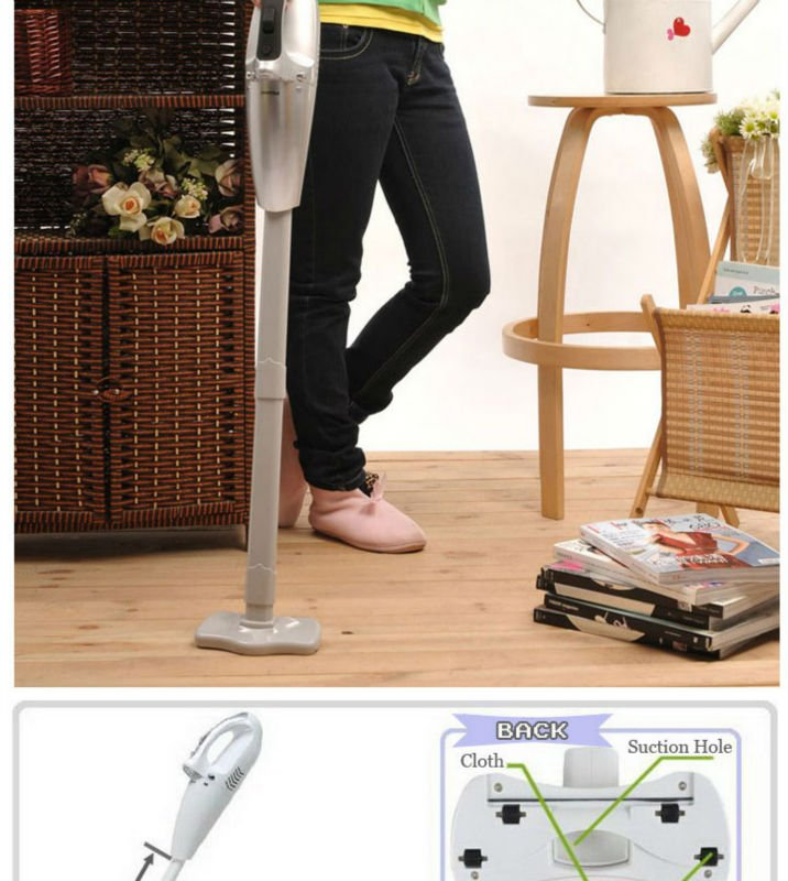 Lightweight Vacuum Cleaner cordless rechargeable portable