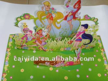 high quality custom children pop up book printing - Printing With Children