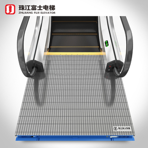 China Fuji Producer Oem Service low cost 35 degree VVVF weight of escalator in home