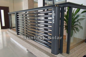 Super Thermal U Heat Pipe Vacuum Solar Collector Split and Pressure System for Balcony SFW-01 Series