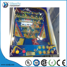 Electronic Pinball Game Machine Manufacturer/Europe hot sale soccer bingo pinball machine