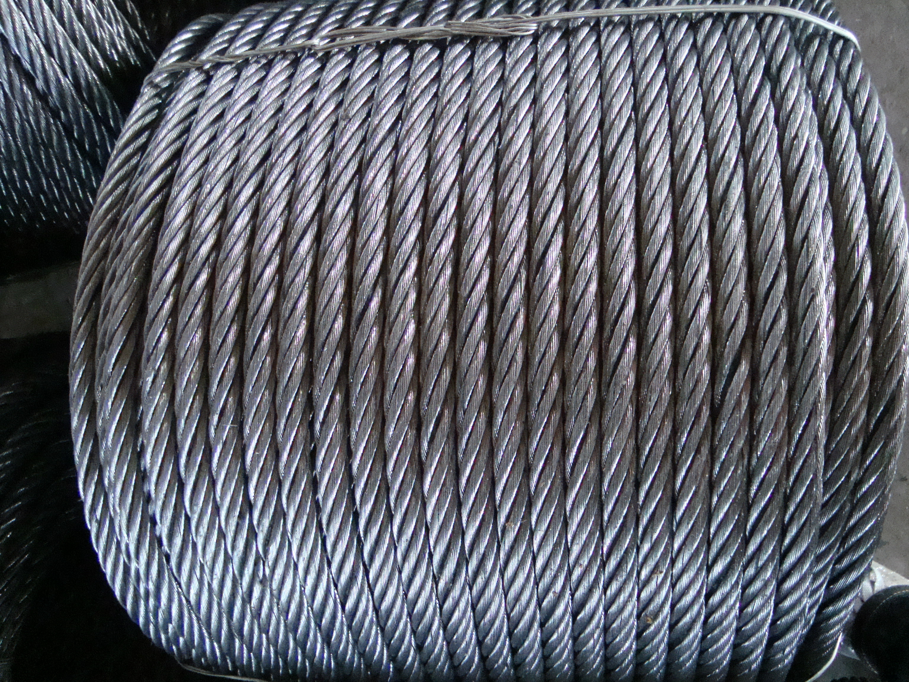China high strength steel wire rope wholesale 🇨🇳 - Alibaba