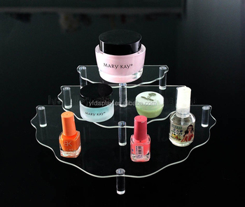 Acrylic Shop Display Case for Dolls House Miniature Accessory