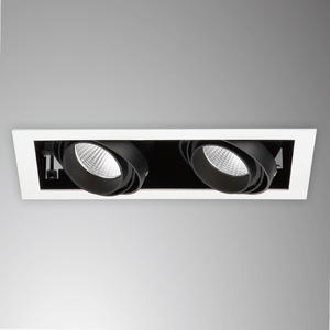 Most popular indoor interior online shopping COB LED recessed downlight