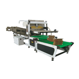 CGJ450-3L assembly partition making machine for beer box