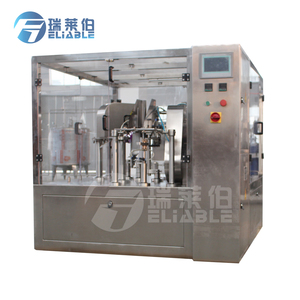 Automatic Stand Up Pouch Filling Sealing Machine Pouch Liquid Packing Machine
