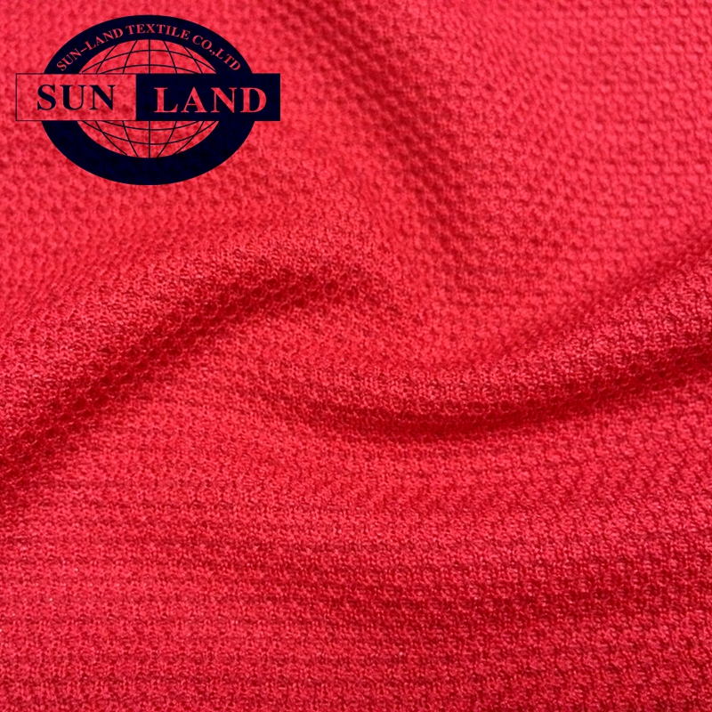surface resistivity worker shoes lining labor insole material 100% polyester antistatic knitted mesh carbon fiber fabric