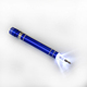 Mini precision 6 in 1 screwdriver with Led light