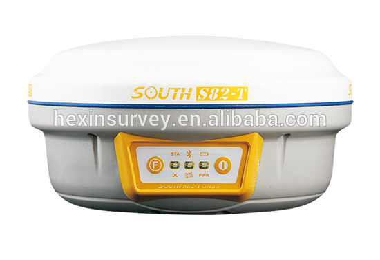 Hot selling gps surverying instrument South S82T gnss RTK