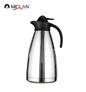 high quality stainless steel silver vacuum flask