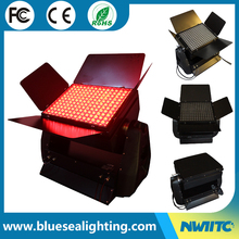 Professional IP65 waterproof outdoor 180x3w led city color light