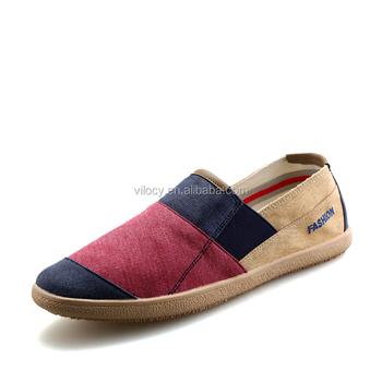 Wholesale Men Slip-on Casual Shoes