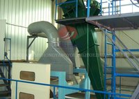 oil seed cleaning machine/raw material cleaning machine