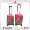 2016 new design kid trolley luggage travel bag cartoon luggage fashion bag