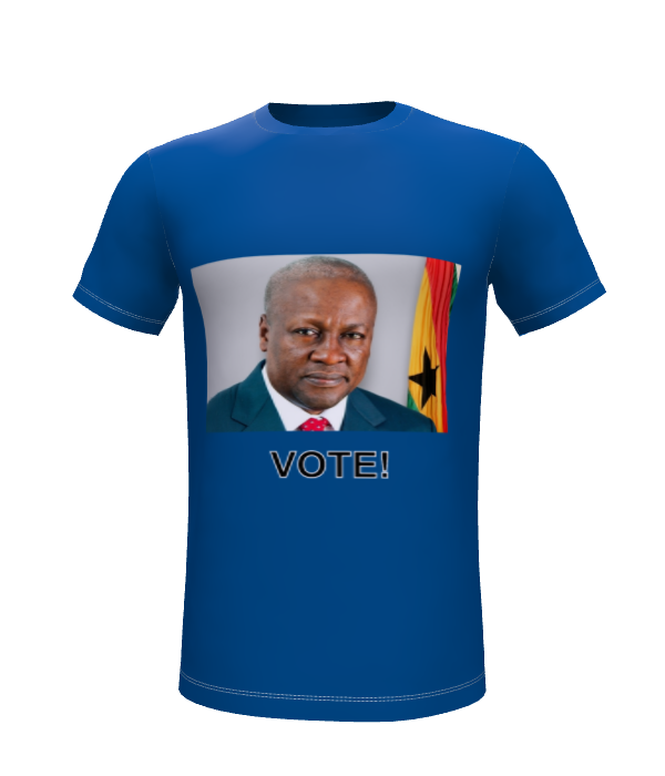 custom design cheap election promotional t shirt