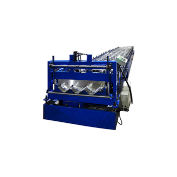 Taste + Touch Screen palette rack roll forming maschine