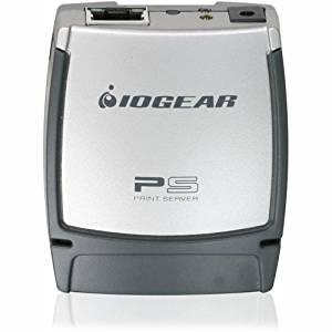 "Iogear, Inc - Iogear Usb 2.0 Print Server - 1 X Usb - 1 X Network (Rj-45) - Fast Ethernet - Desktop - 100 Mbps ""Product Category: Network & Communication/Print Servers"""
