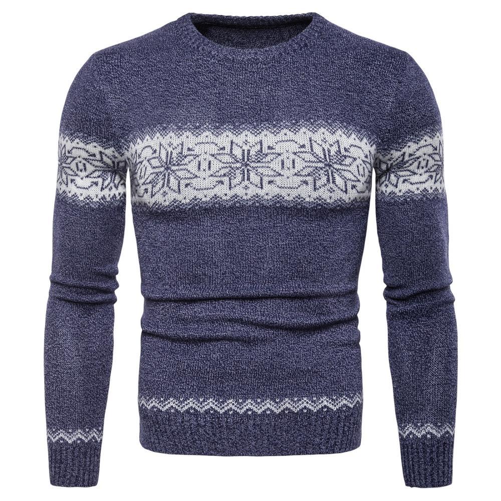 22823410c Catálogo de fabricantes de Hombres Suéter Intarsia de alta calidad y ...