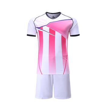 04175cd8d 2017 new design cheap hot selling stripe soccer jersey football jersey  soccer team uniform