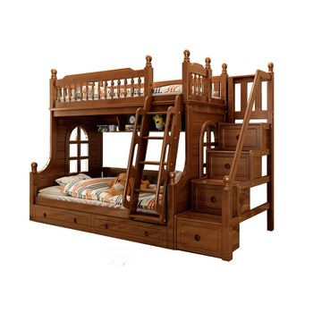 Solid Wood Bunk Bed Two Layers Of Bed Height Bed Buy Bunk Bed 2
