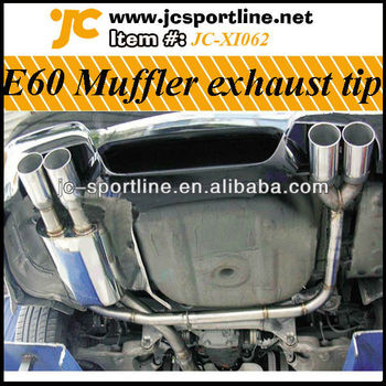 Steel E60 Muffler Exhaust Tips For Bmw - Buy Steel Muffler Tips For Bmw,E60  Exhaust Tips,E60 Muffler Exhaust For Bmw Product on Alibaba com