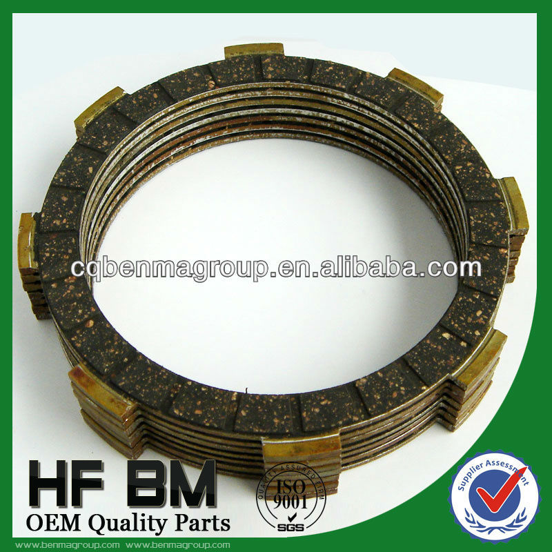 TVS STAR Motorcycle Clutch Fiber, HF Clutch Fiber for Motorcycle Parts, Top Quality with Best Price!!