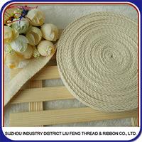 1 inch Cotton Twill Herringbone Webbing Tape for Apron