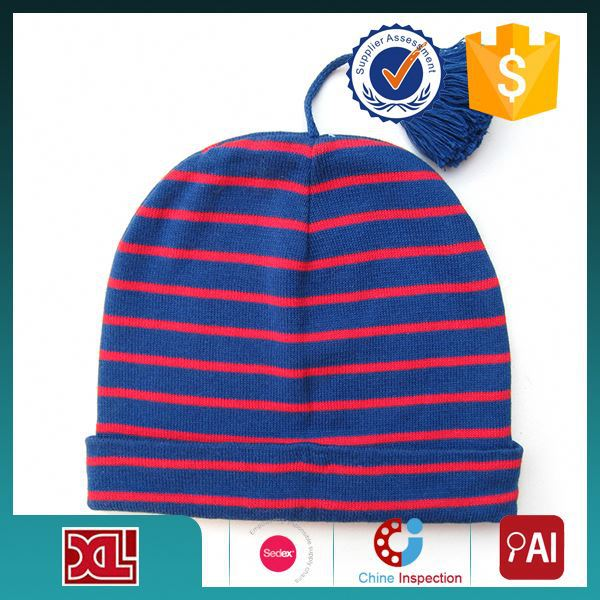 Factory Sale Top Quality cheap name brand beanie hats on sale
