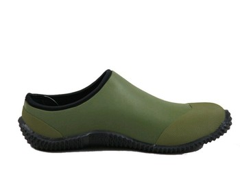 Gardening ShoesRubber Garden ShoesAnkle Rubber Shoes For Men