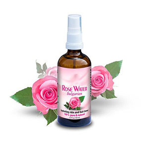 Best Bulgarian Rose water for face