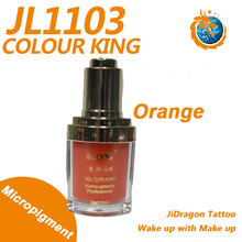 Colour King Tattoo Pigments Ink Permanent Makeup Pigments Eyebrow Lips Tattoo Pigments