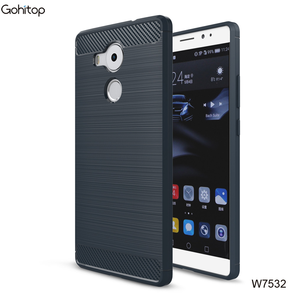 for Huawei Mate 8 Case, Soft TPU Phone Case for Huawei Mate 8