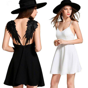c85ec051909e Dress With Angel Wings, Dress With Angel Wings Suppliers and Manufacturers  at Alibaba.com