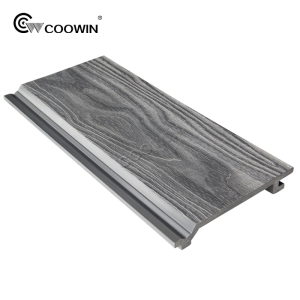 China supplier high quality wooden wpc cladding for villa, residential house, commercial building