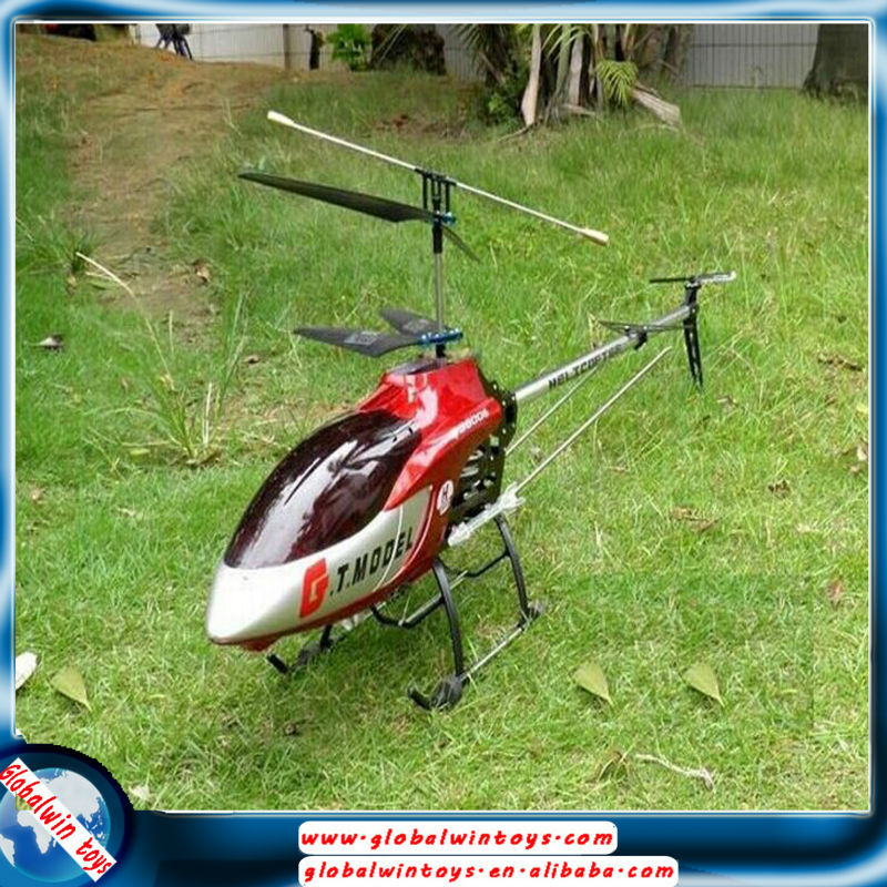 Extra Large scale QS-8006-2 3.5 Channel Remote Control Gyro Helicopter Toy rc helicopter With Protection for sale