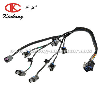 Magnificent Custom Automotive Fuel Injector Wiring Harness Dorman 911 089 Wiring Digital Resources Cettecompassionincorg