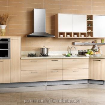 Fashional Water Resistant Fiber Plastic Kitchen Cabinet