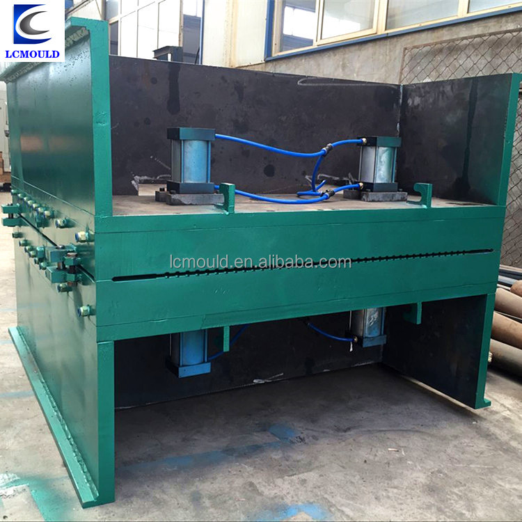 high quality 9000L Steel blowing Mould for water barrel