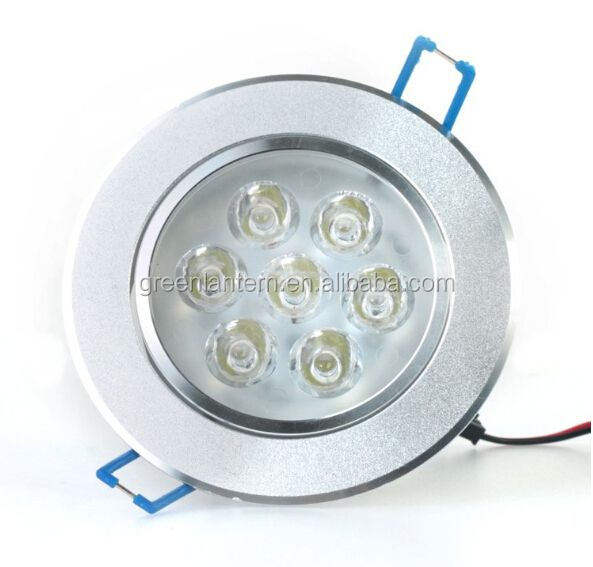 7W Recesse led Ceiling <strong>Downlight</strong>