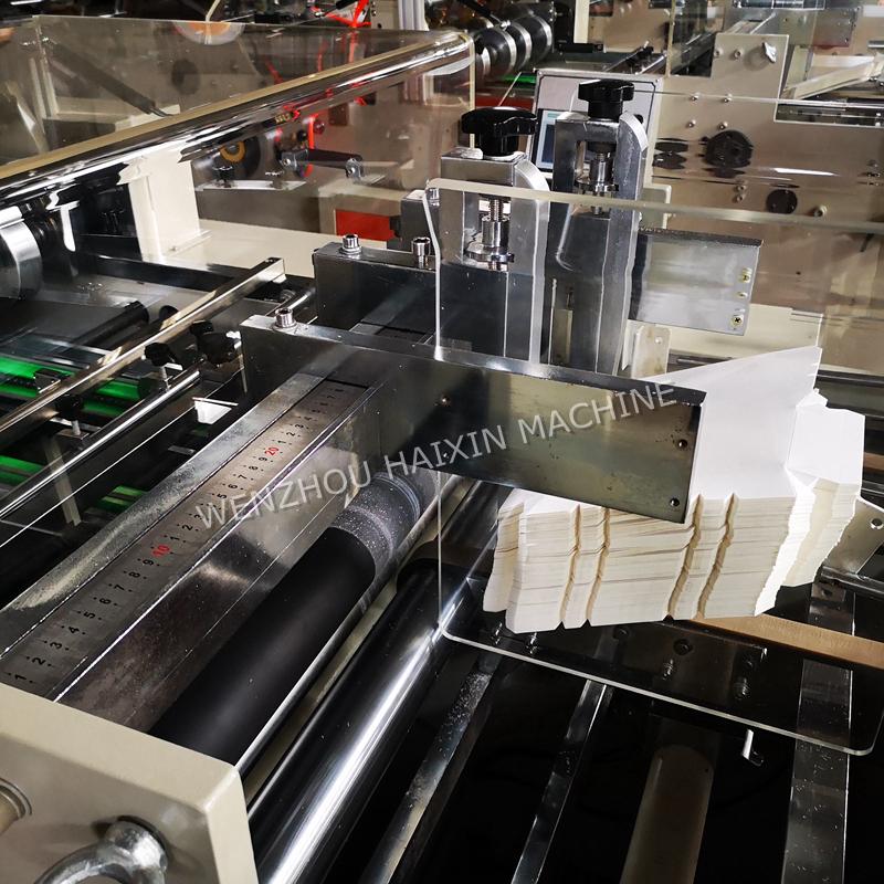 Hoge kwaliteit automatische voedsel kartonnen nemen weg papier lunchbox machine