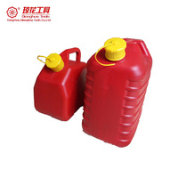 Factory Direct sale good quality 5 litre plastic jerry can/fuel can/gas can