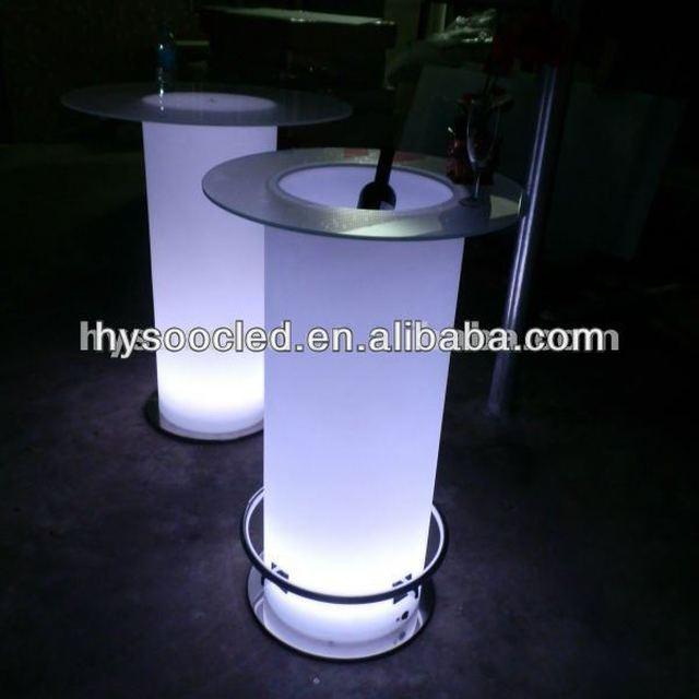 Unique Bar Furniture/led Coffee Table/char Log Furniture