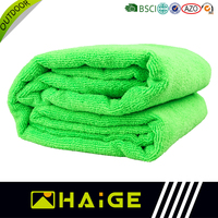 New product 2017 ultra fine quick drying microfiber cleaning cloth car wash towels 40x40