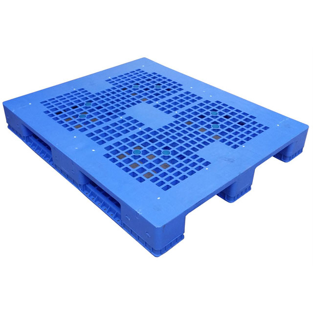 1200*1000 heavy duty 10 steel tube reinforced euro racking plastic pallet