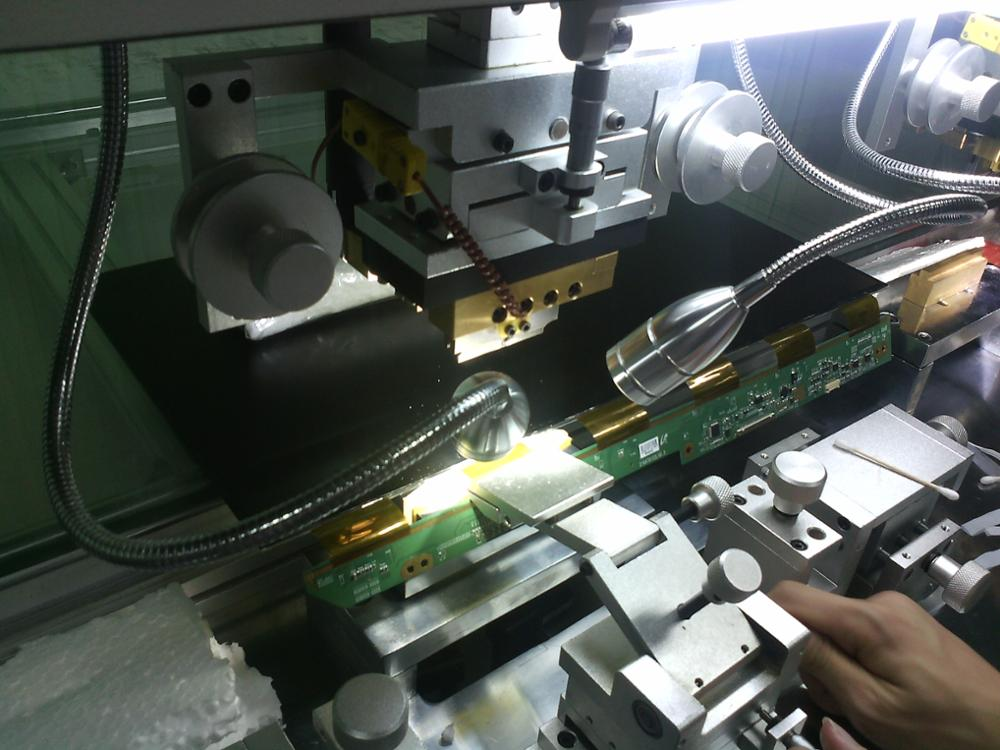 ACF remover G450 ACF tape for COF COG FOG LCD TV Laptop panel Screen repair ACF Bonding machine