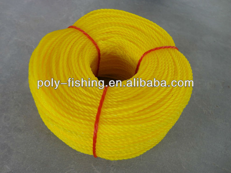 PE Colored Twine/PP/Polyester/Nylon
